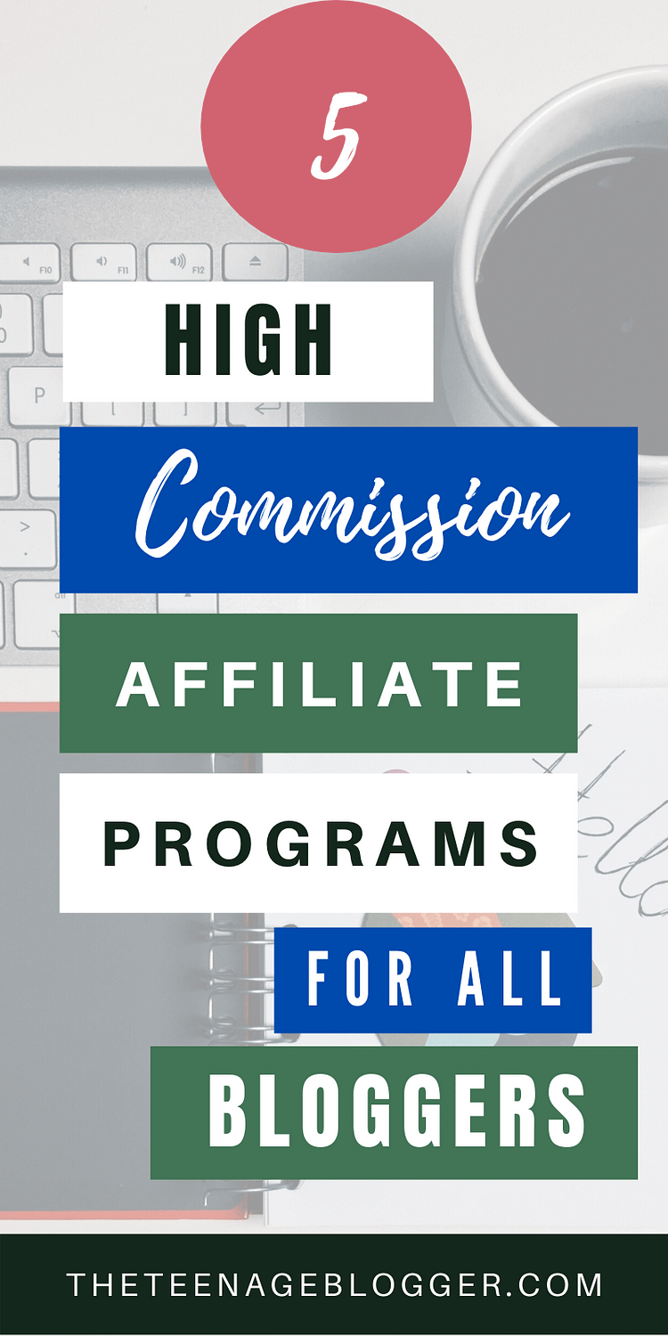 5 high ticket affiliate programs