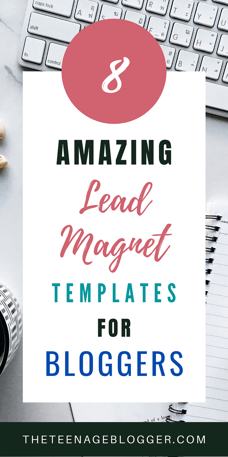 8 Lead Magnets