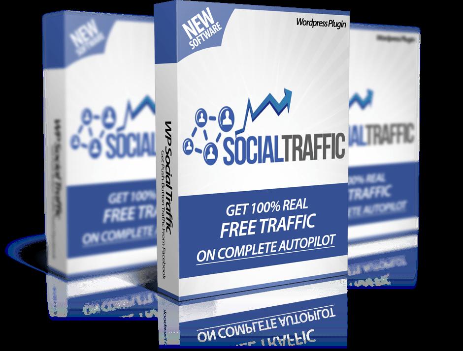 WP Social Traffic - 1-Click Blog Post bonus