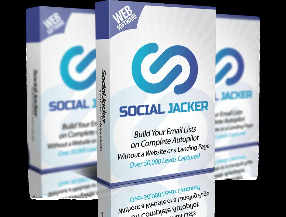 Social Jacker - 1-Click Blog Post bonus