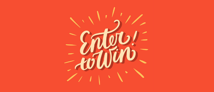 Host a giveaway to grow your email list