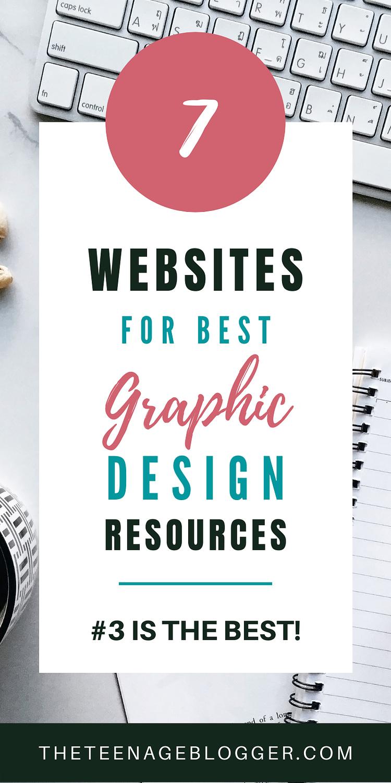 7 graphic design websites